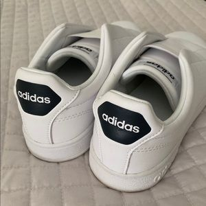 Adidas slip on street wear sneakers